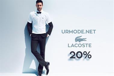 خرید اینترنتی نمایندگی لاگوست ( Lacoste ) - 1