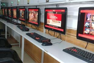 کامپیوترهای گیمی برای گیم نت با گارانتی 2سال