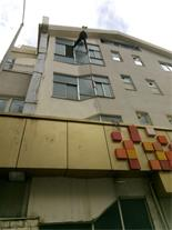 نقاشی و رنگ آمیزی نمای داخلی و خارجی ساختمان