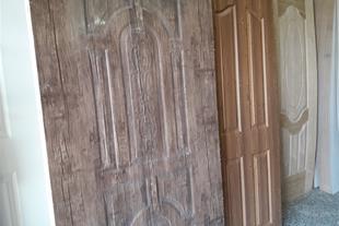 تولید انواع درب چوبی HDF. ملامینه.ضدآب