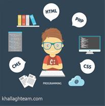 طراحی، برنامه نویسی، راه اندازی و پشتیبانی سایت