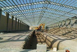 احداث کارخانه آجر