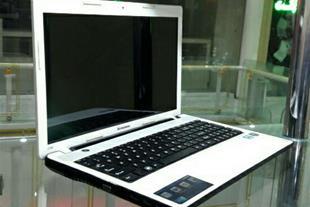 لپ تاپ لنوو z580  در حد اک