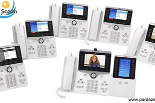 فروش IP Phone ، ای پی فون سیسکو