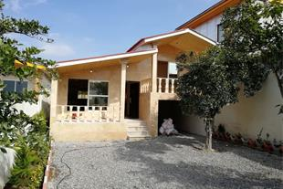 ویلا 300متری جنگلی آمل کد596