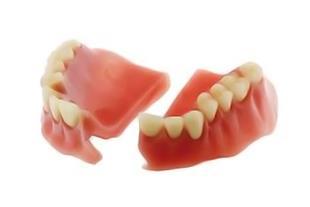 تعمیر شکستگی دست دندان