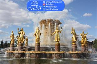 تور روسیه | مسکو سن پترزبورگ