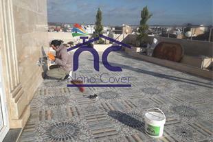 عایق پوششی بدون تغییر نمای سنگ و آجر