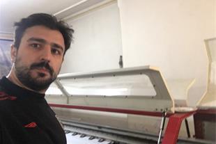 شرکت طهران افزار تعمیرات دستگاه چاپ بنر و پارچه
