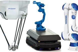 نماینده فروش ربات یاسکاوا موتومن