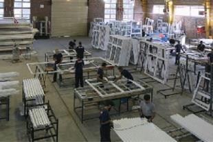 تولیدکننده درب و پنجره upvc دوجداره