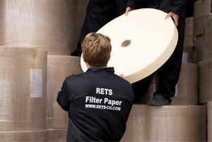 رهام توسعه سامین (RETS)عرضه کننده انواع کاغذ فیلتر
