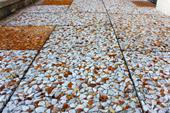 فروش موزاییک واش بتن با سنگدانه طبیعی رنگهای متنوع