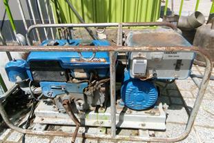فروش موتور برق یاماها 3 کیلو وات گازوییلی