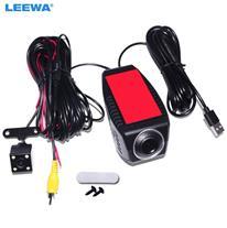 دوربین مخفی خودرو LEEWA – GPS+Full HD+ADAS