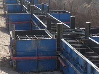 قیمت قالب ساختمانی  قالب فلزی بتن  جک سقفی - 1
