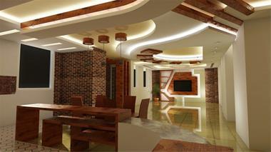 سقف کاذب کناف - 1