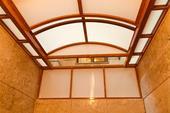 سقف متحرک قوسی پاسیو مدل D3 محل نصب ظفر