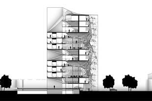 رهن واحد 160 متری برای مدرسه و خوابگاه دانشجویی