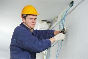 نصب تجهیزات - تعمیر کولر - نصب آنتن مرکزی