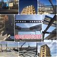تولید سقف تیرچه بلوک - سقف کرومیت و کامپوزیت