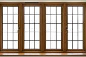 تولید و نصب انواع درب و پنجره چوبی دوجداره