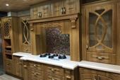 طراحی و اجرای کابینت ممبران کلاسیک آشپزخانه-ویستا