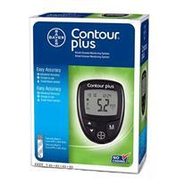 دستگاه تست قند خون بایر مدل Contour Plus