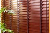 قیمت خرید انواع مدل پرده کرکره چوبی - ویستا افرند