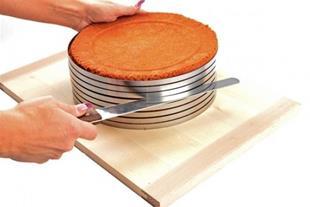 قالب حرفه ای برش کیک