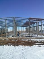 سوله سازی و ساخت انواع سازه های فلزی