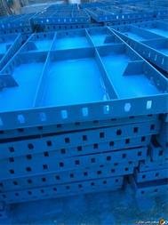 تولید قالب فلزی بتن - جک صلیبی سولجر جک سقفی - 1