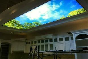 اجرای کلیه سقف های کاذب کناف سقف کشسان و60در60