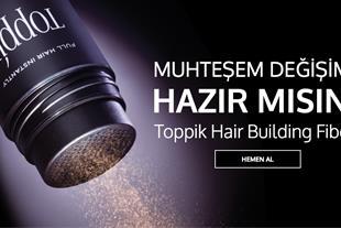پودر پرپشت کننده و حجم دهنده مو سر تاپیک اصل