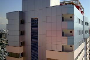 نمای کامپوزیت و نمای خارجی ساختمان