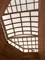 سقف نورگیر قوسی