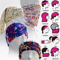دستمال سر و گردن 9 کاره