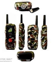 گوشی موبایل زره پوش و ضدآب هوپ HOPE S15 - 1