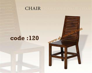 میز و صندلی چوبی _ تولیدی میز و صندلی چوبی - 1