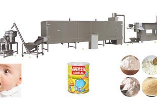 خط تولید غذای کودک
