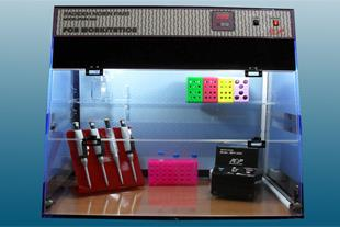 دستگاه pcr workstation