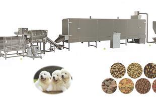 خط تولید غذای سگ وگربه