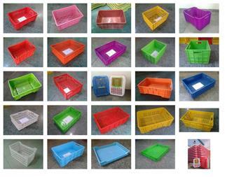 تولیدات سبد وجعبه های پلاستیکی - 1