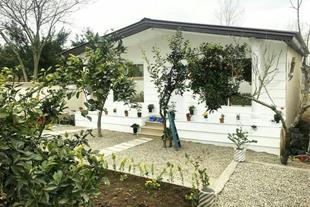فروش باغ ویلا در چمستان 100 متری همکف