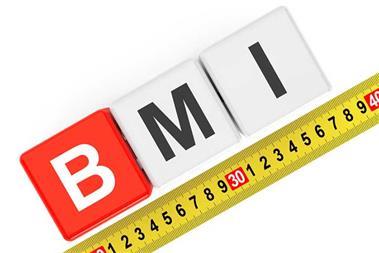 دیپ متر BMI | متر شاقول دار BMI - 1