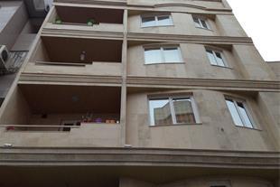 فروش آپارتمان نوساز 117 متر واقع در کوی شفا