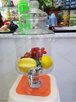 کلمن شیشه ای 8.5 لیتری