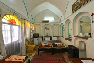 اجاره خانه سنتی در کاشان