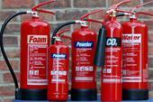 کپسول آتش نشانی | خاموش کننده آتش نشانی