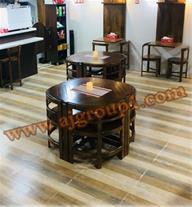 تولید میز و صندلی هتلی